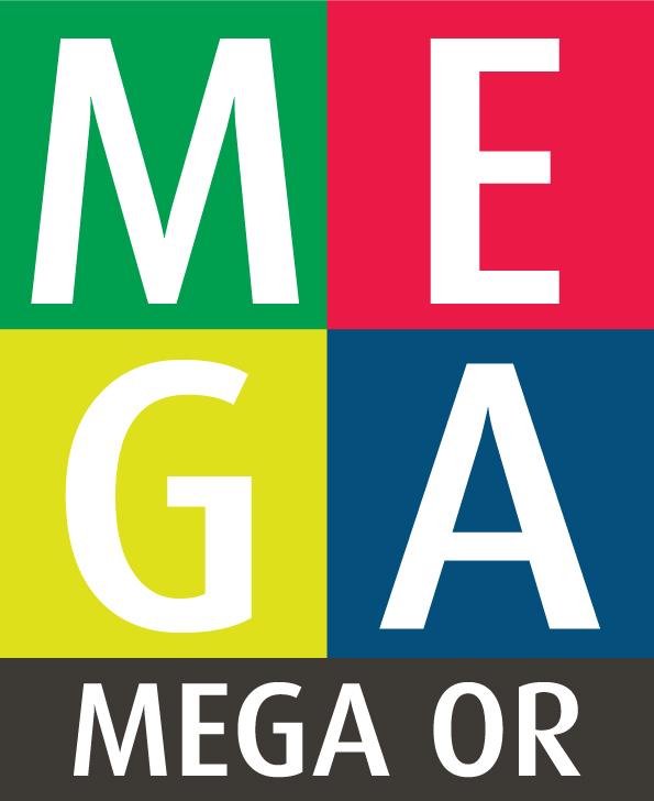 """לוגו מגה אור החזקות בע""""מ"""