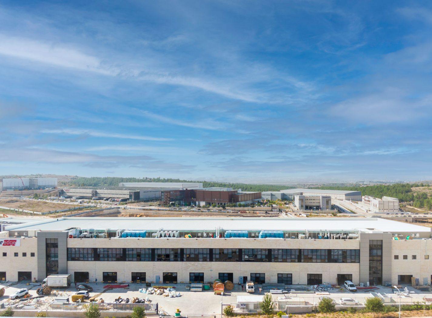 צילום של מרכז ניהול SOLAR EDGE