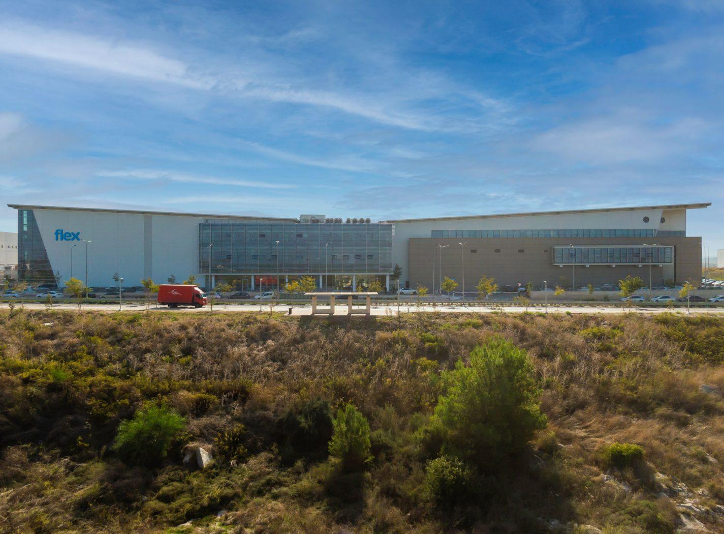 צילום של מרכז ניהול FLEX
