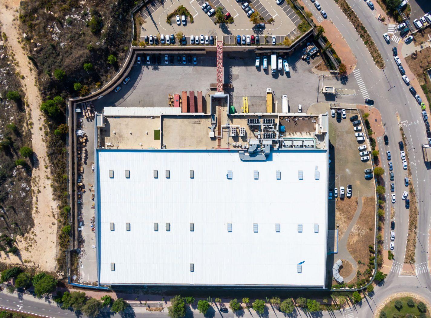 צילום של מרכז ניהול נובולוג