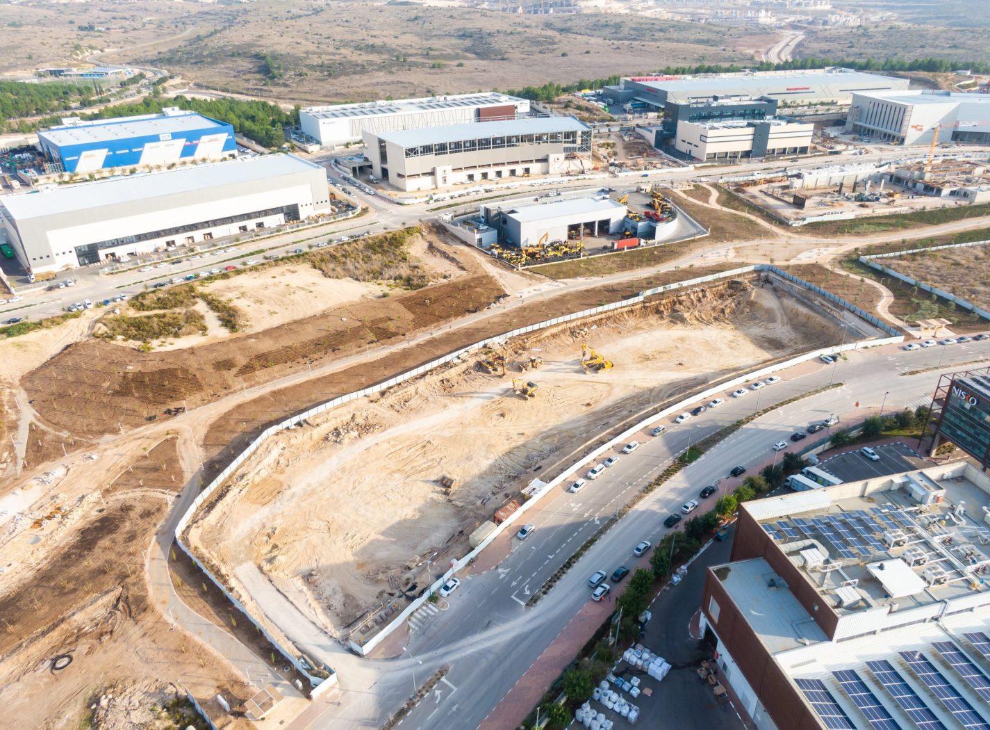 צילום של מרכז ניהול מגרשי 70 (א' + ב') מודיעין