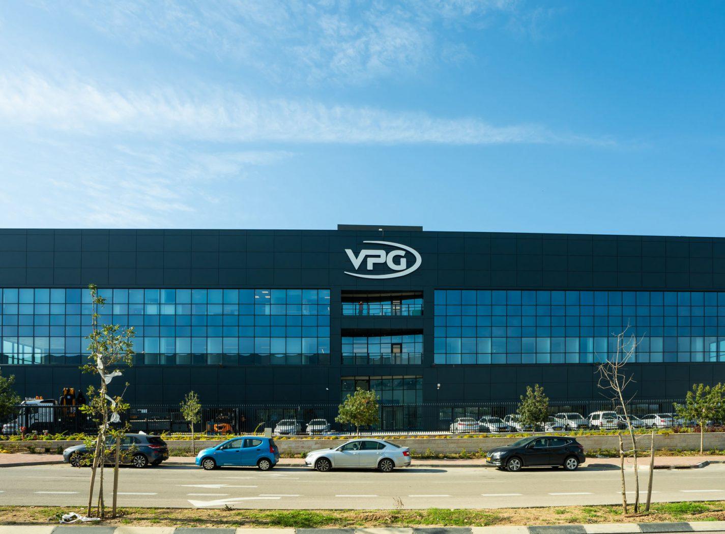 צילום של מרכז ניהול VPG